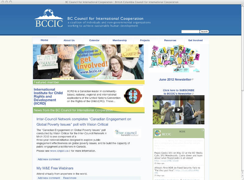 BC Council for International Cooperation