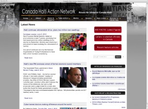 Canada Haiti Action Network