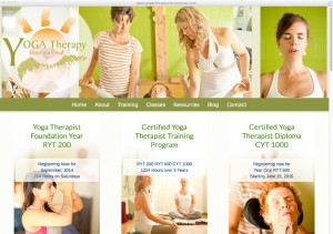 Yoga Therapy International